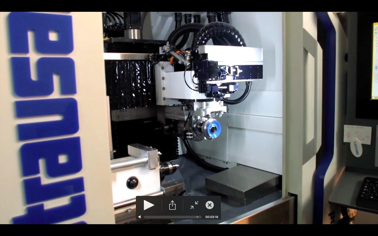 Fabricación diseño afilado de herramientas de corte